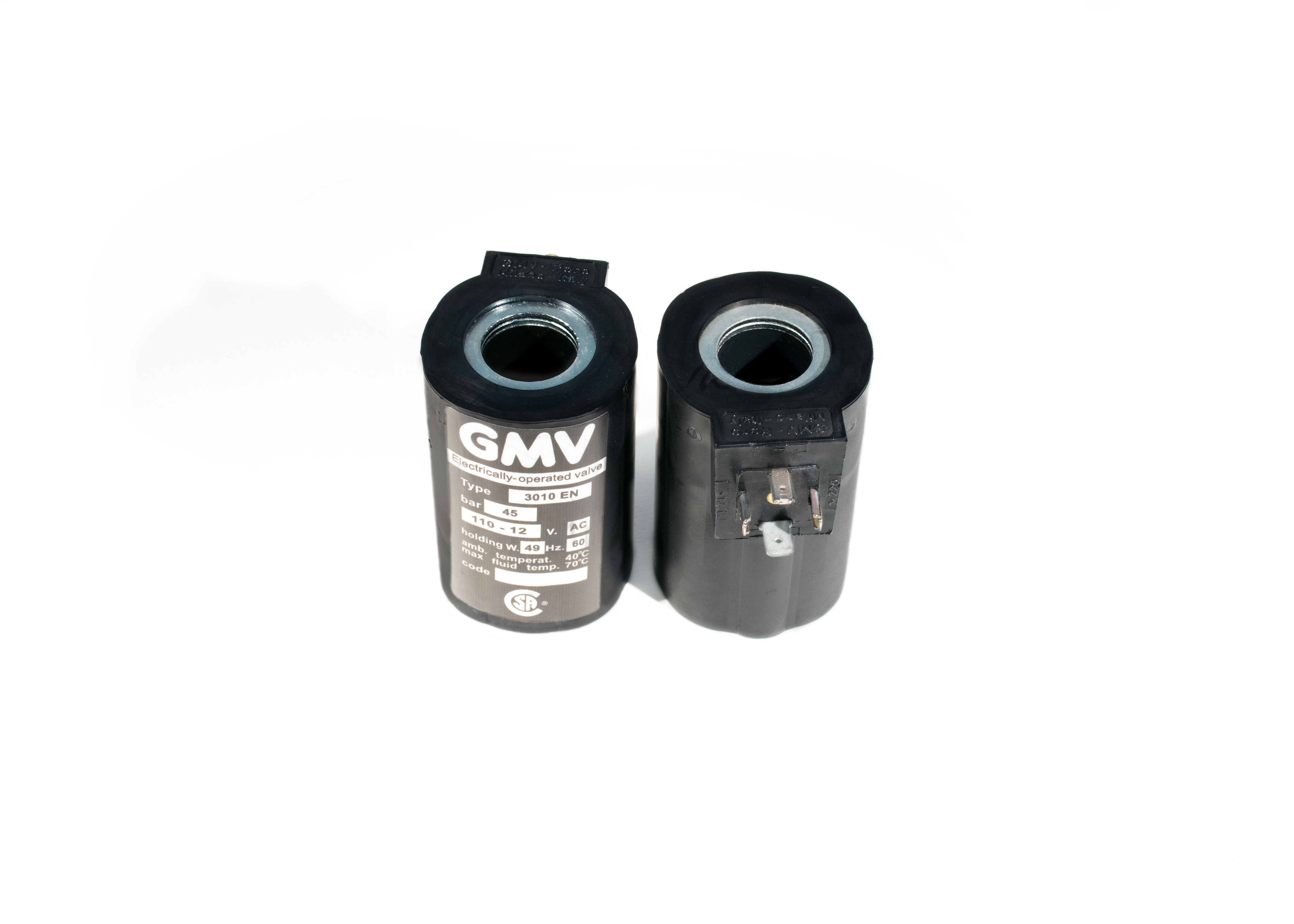 GMV Coil (110 VAC/ 12 VDC) OLS# 638176 Image