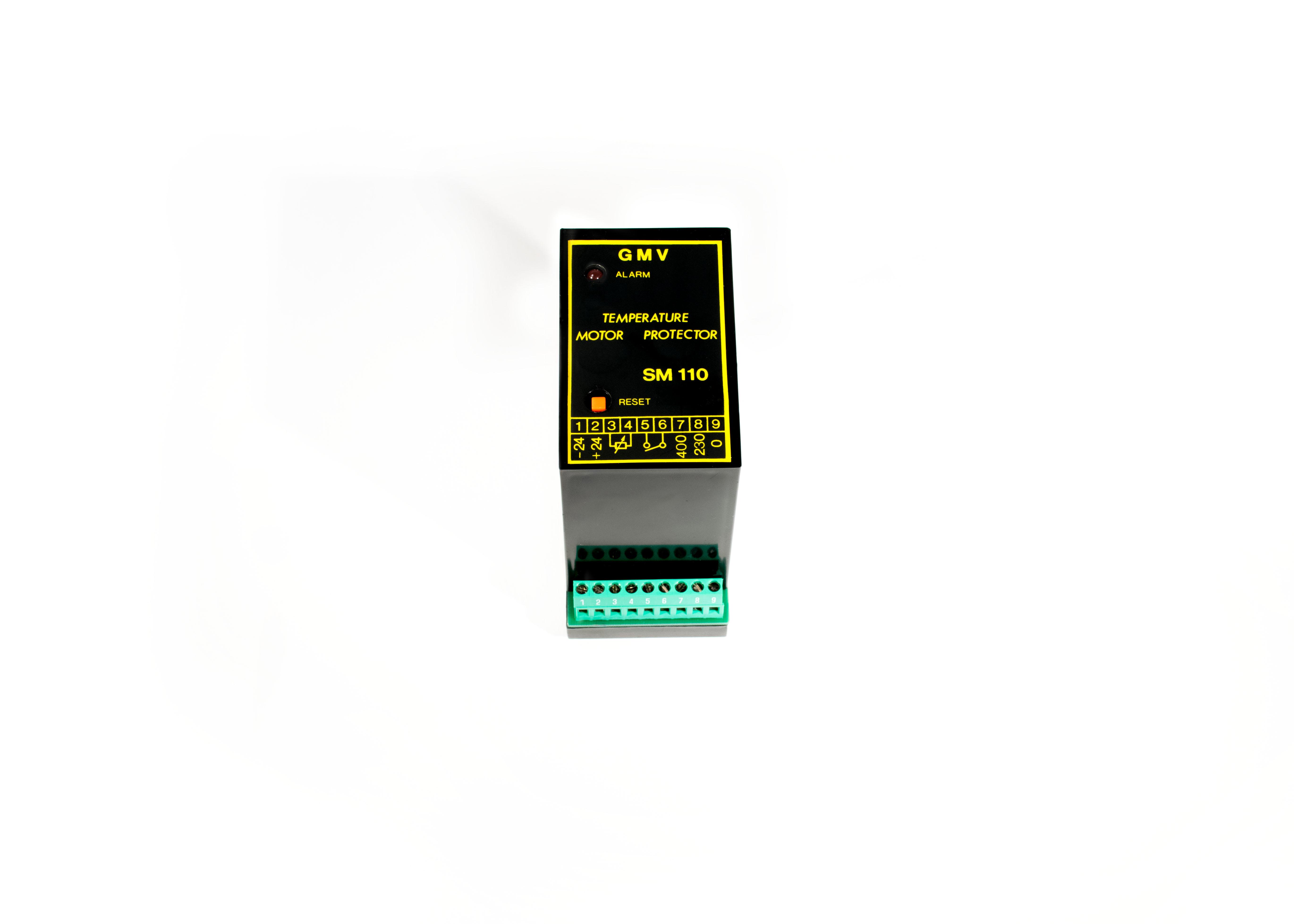 SM 110 Relay (208-230V) OLS# 638501 Image