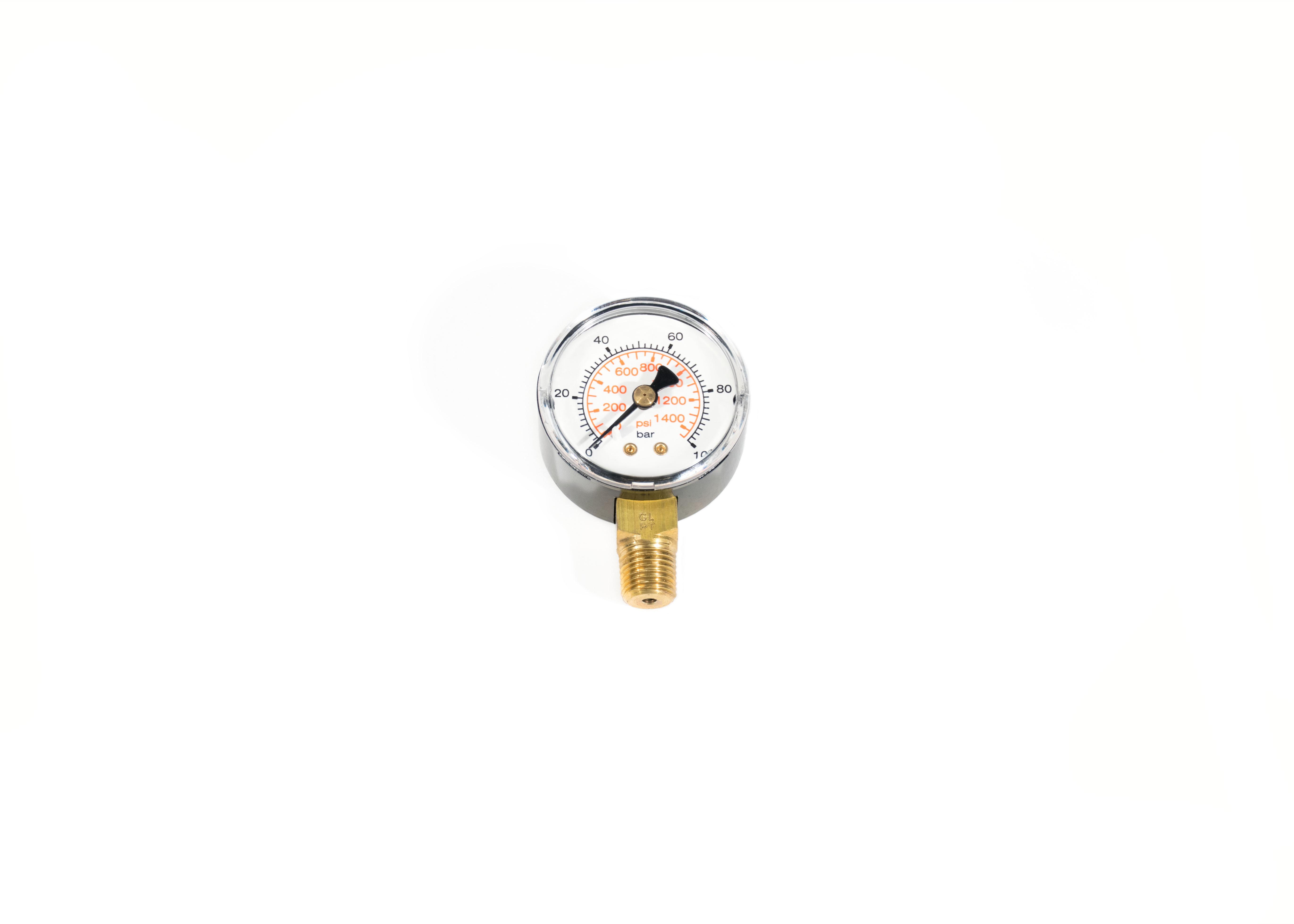 Radial Pressure Gauge OLS# 638271 Image